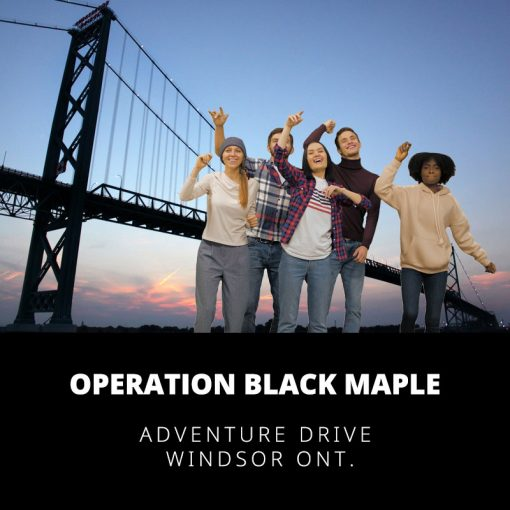 Operation Black Maple - Windsor