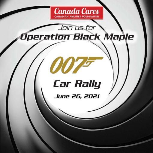 Canada Cares Rally