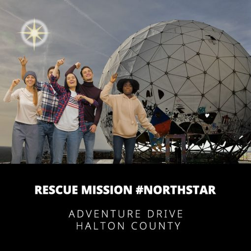 Rescue Mission #northstar
