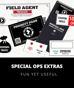 Special Ops Extras