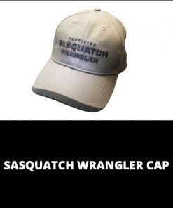 Sasquatch Wrangler Cap