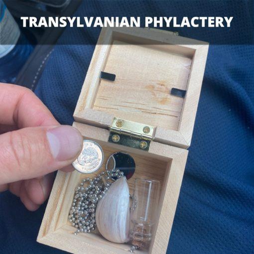 Transylvanian Phylactery