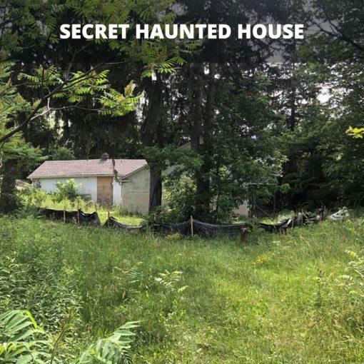 Secret Haunted House